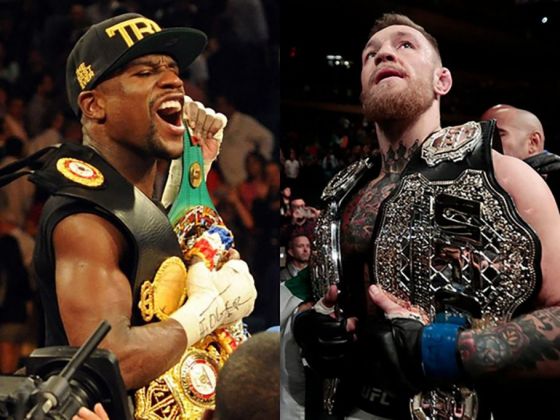Mayweather, McGregor launch world tour to promote fight