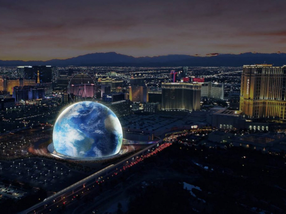 MSG Sphere will have Las Vegas Monorail station