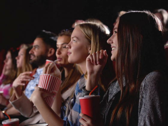 Free and dollar movies in Las Vegas will entertain your kids