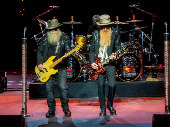 ZZ Top musical, 'Sharp Dressed Man,' planned for Las Vegas