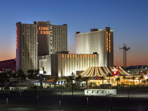 Circus Circus on Las Vegas Strip may have buyer