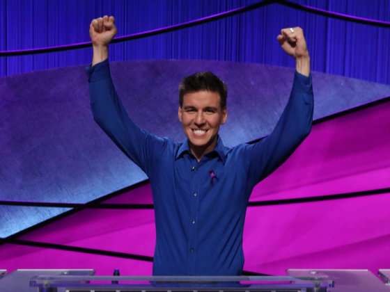 Las Vegan James Holzhauer wins 'Jeopardy!' Tournament of Champions