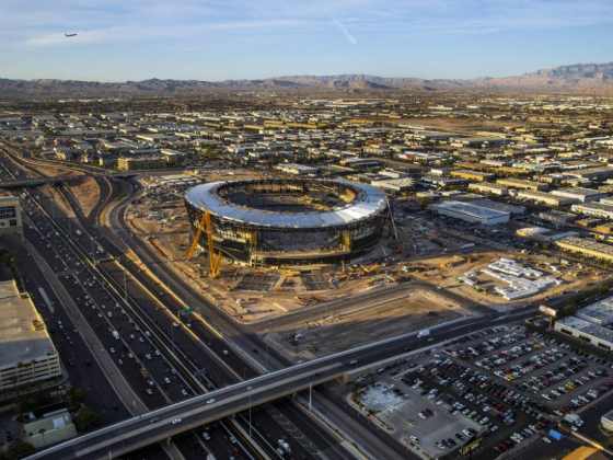 Stadium district could drastically change area around Raiders home