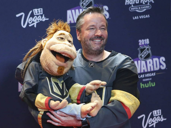 Terry Fator leaving Mirage on Las Vegas Strip