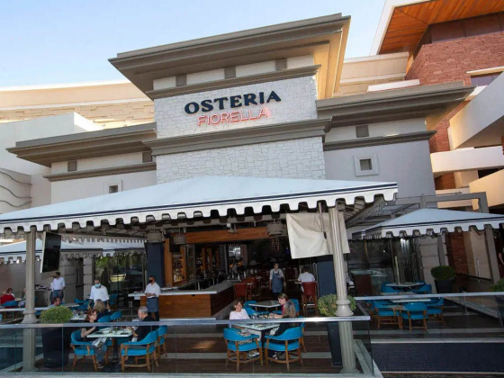 Red Rock's Osteria Fiorella newest spot to offer al fresco dining
