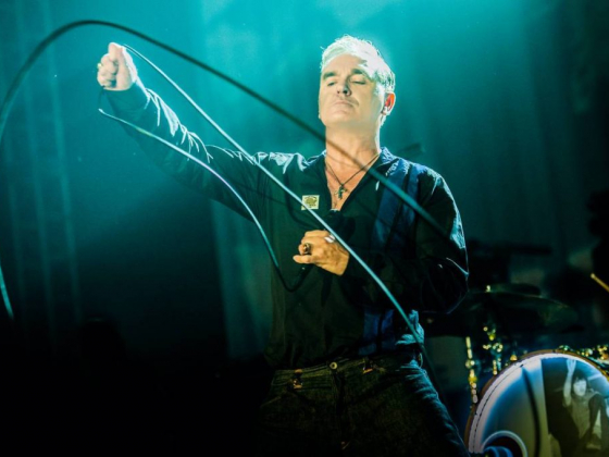 Morrissey announces return to the Strip