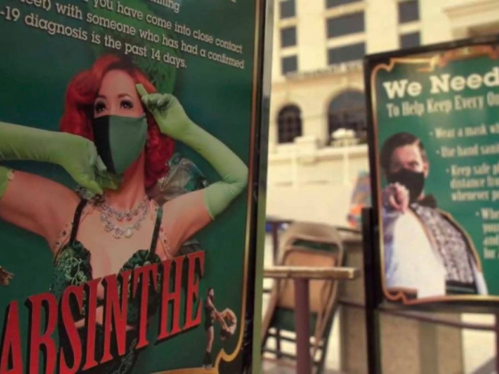 'Absinthe' charting reopening with YouTube series