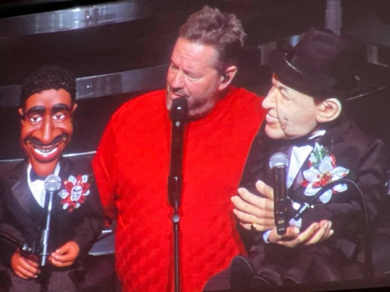 Terry Fator to return to the stage in Vegas