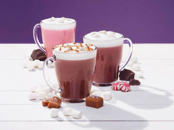 5 best spots for creative hot chocolates in Las Vegas
